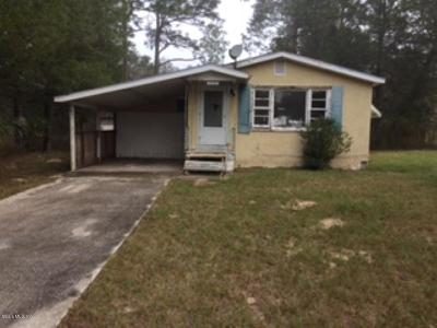 Dunnellon Single Family Home For Sale: 23161 SW Rainbow Lakes Boulevard