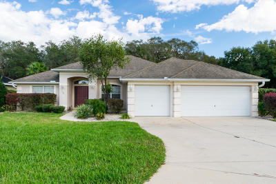 Ocala Single Family Home For Sale: 143 Lake Drive