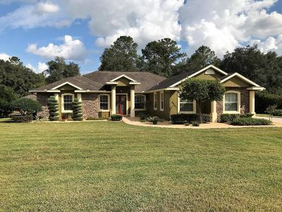 Ocala Single Family Home For Sale: 6461 SW 12th Court