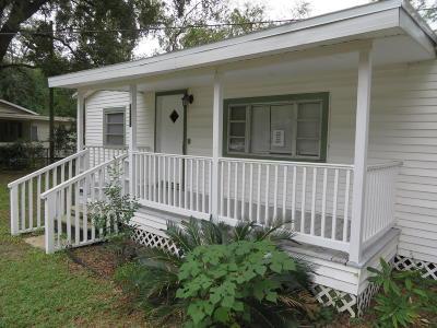 Ocala Single Family Home For Sale: 1238 NE 23rd Street
