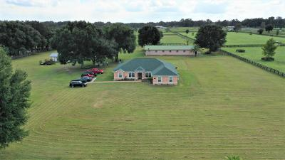 Marion County Single Family Home For Sale