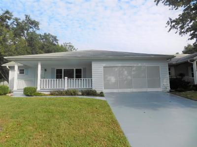 Ocala Condo/Townhouse For Sale: 8889 SW 96th Street #A