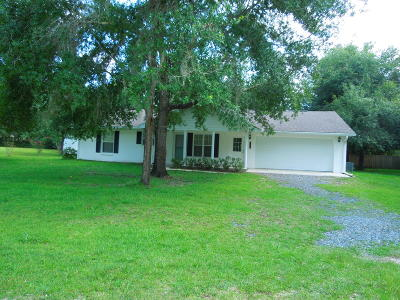 Salt Springs Single Family Home For Sale: 21590 NE 135 Lane