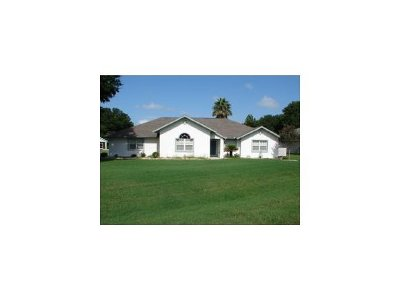 Ocala Rental For Rent: 7535 SW 102nd Loop