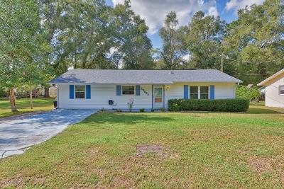 Summerfield Single Family Home For Sale: 13628 SE 45th Court