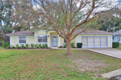 Single Family Home For Sale: 4576 NW 30th Place