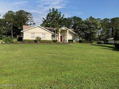 Ocala Single Family Home For Sale: 4480 NW 76th Court