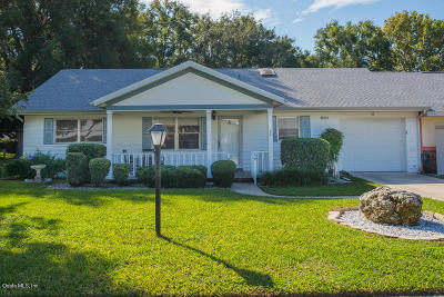 Ocala Condo/Townhouse For Sale: 8630 SW 94th Lane #A