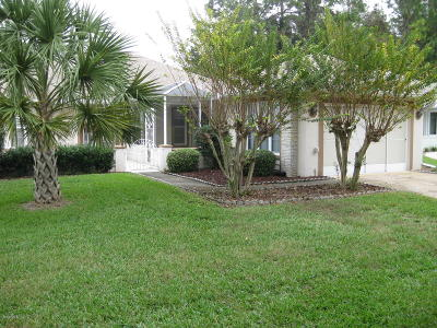 Ocala Single Family Home For Sale: 7213 SW 115th Place