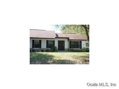 Ocala Rental For Rent: 7430 NW 45th Lane