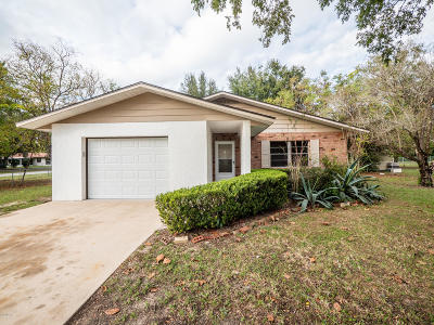 Ocala Single Family Home For Sale: 1879 NE 29th Street