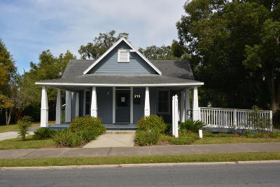 Marion County Rental For Rent: 215 SE 8th Street
