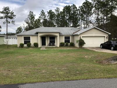 Single Family Home For Sale: 31 Fir Trail Drive