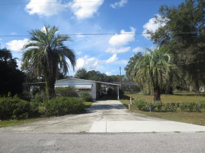 Silver Springs Mobile/Manufactured For Sale: 1840 SE 173rd Avenue