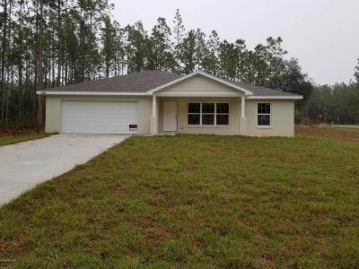 Ocala Single Family Home For Sale: 13445 SW 77th Court