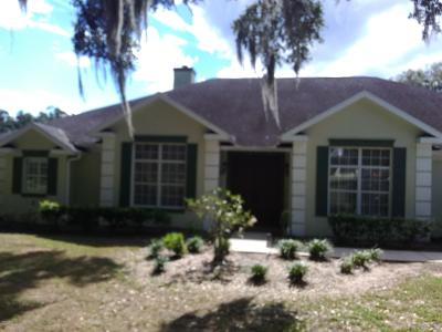 Ocala Single Family Home For Sale: 3258 SE 41st Place