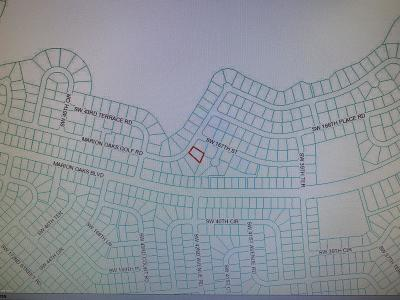 Residential Lots & Land For Sale: Marion Oaks Golf Rd Road