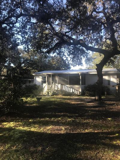 Mobile/Manufactured For Sale: 15850 NE 148th Terrace Road