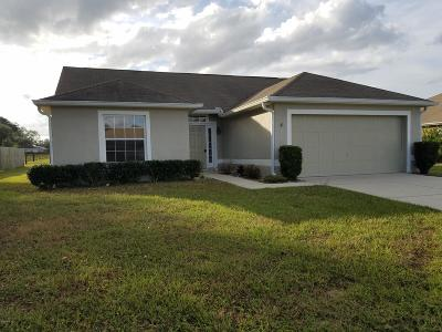Marion County Rental For Rent: 6494 SW 64th Avenue