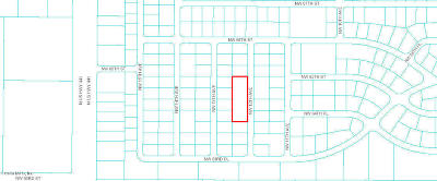 Residential Lots & Land For Sale: NW 12th Ave Avenue