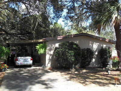 Ocala Mobile/Manufactured For Sale: 6713 E Fort King Street