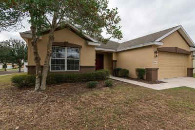 Ocala Single Family Home For Sale: 5516 SW 44th Road
