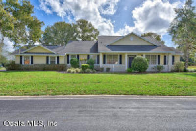 Ocala Single Family Home For Sale: 2 Mulligan Court