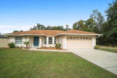 Summerfield Single Family Home For Sale: 9389 SE 162nd Place