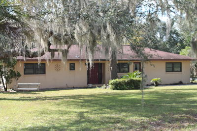 Belleview Single Family Home For Sale: 9504 SE 107th Place Place