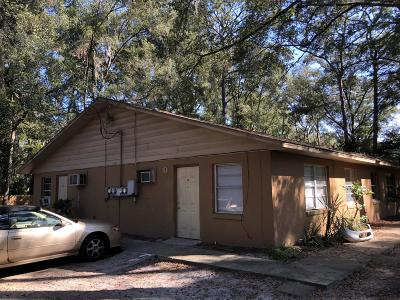 Marion County Rental For Rent: 2765 NE 48th Ct All Units Court