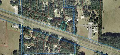 Levy County Residential Lots & Land For Sale: NE Highway Alt 27