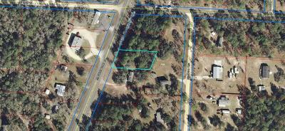 Levy County Residential Lots & Land For Sale: SE St Rd 121