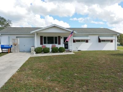 Ocala Single Family Home For Sale: 10971 SW 79th Terrace