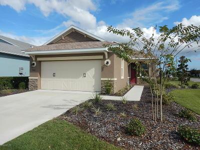 Ocala Single Family Home For Sale: 9441 SW 98th Terrace