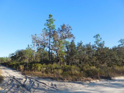 Levy County Residential Lots & Land For Sale: NE 117th Terrace