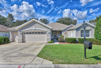 Summerfield Single Family Home For Sale: 12824 SE 91 Terrace Road