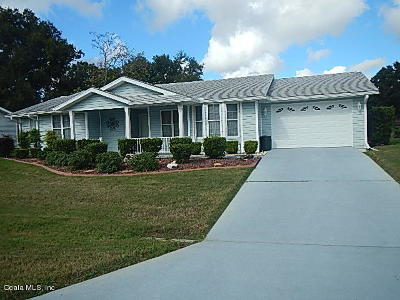 Oak Run, Oak Run Eagles Point Single Family Home For Sale: 11560 SW 82nd Terrace