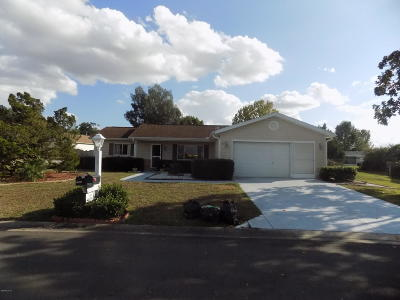 Summerfield Single Family Home For Sale: 10840 SE 179th Lane