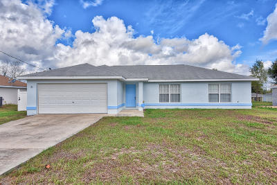 Ocala Single Family Home For Sale: 21 Larch Drive