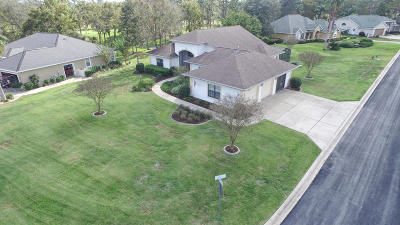 Ocala Single Family Home For Sale: 589 Lake Drive