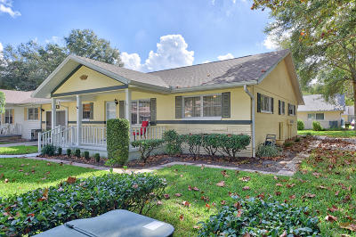 Ocala Condo/Townhouse For Sale: 8650 SW 95th Street #G