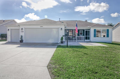 The Villages Single Family Home For Sale: 1304 Fort Lawn Loop