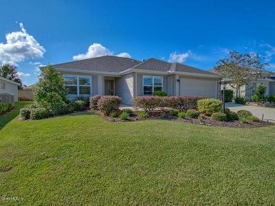 The Villages Single Family Home For Sale: 3109 Bureau Path