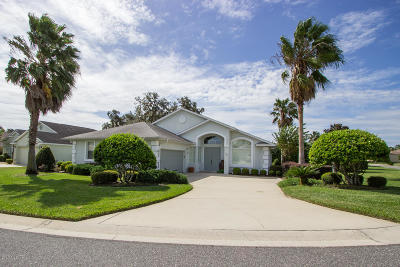 Marion County Rental For Rent: 1320 SW 152nd Lane