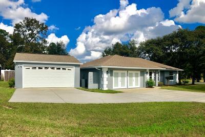 Ocala Single Family Home For Sale: 11 Pecan Run Harbor