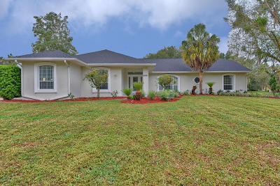 Ocala Single Family Home For Sale: 4898 NW 76th Court