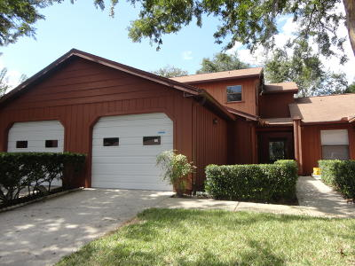 Ocala Condo/Townhouse For Sale: 2701 NE 10 Street #605