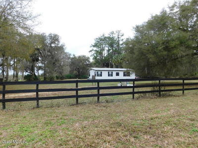 Marion County Rental For Rent: 15950 NE 58th Avenue