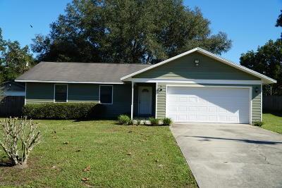 Ocala Single Family Home For Sale: 4835 NE 27th Court