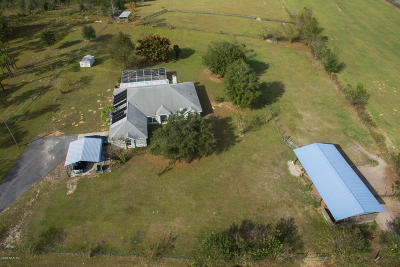 Dunnellon Farm For Sale: 21075 NW 13th Street